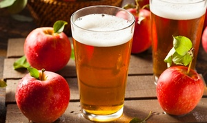 40% Off Hard-Cider Festival at Pour the Core Cider Festival, plus 9.0% Cash Back from Ebates.