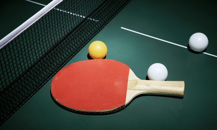 123 Ping Pong - Berryessa: $24 for a One-Hour Private Table-Tennis Lesson at 123 Ping Pong ($60 Value)