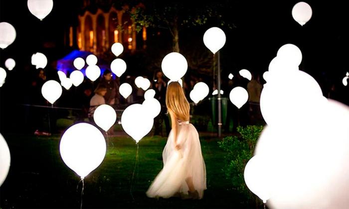 Ballonnen met led-verlichting | Groupon Goods