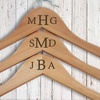 Up to 85% Off Personalized Wooden Hangers from Monogram Online