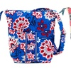 Bella Taylor Quilted Cross-Body Hipster Bags