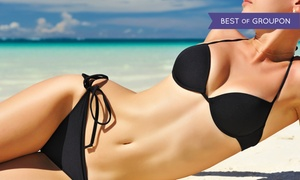 MD Body & Med Spa: Six Laser Hair-Removal Treatments for a Small, Medium, or Large Area at MD Body & Med Spa (Up to 87%Off)