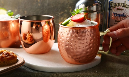 Rose Gold Stainless Steel CopperFinished Mug: One $15, Two $25 or Four $45