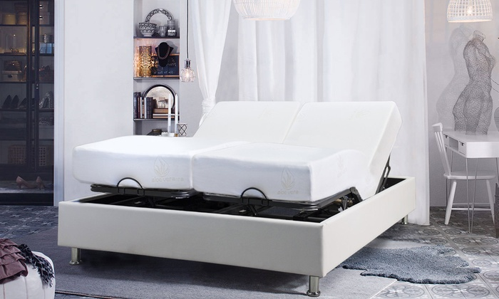 matelas lit lectrique groupon shopping. Black Bedroom Furniture Sets. Home Design Ideas