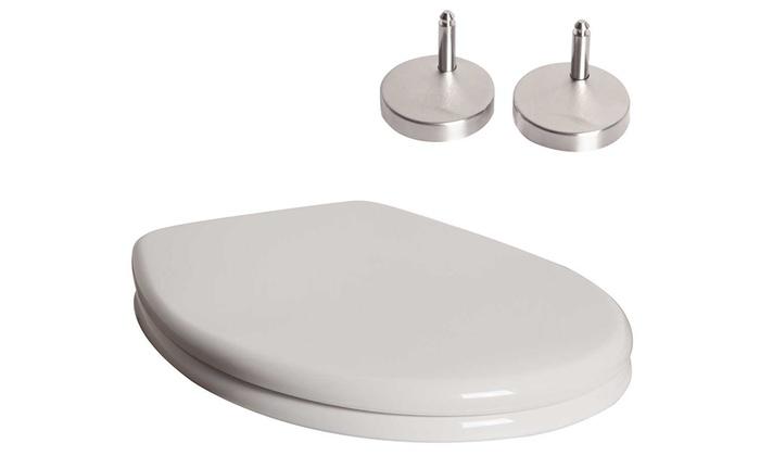 jet line wc sitz mit soft close groupon goods. Black Bedroom Furniture Sets. Home Design Ideas