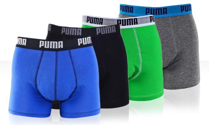 4er Pack Puma Herren Boxer Shorts | Groupon Goods