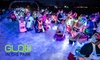 Votwo Events and Adventure - Multiple Locations: Glow in the Park, Tickets for One or Four, 7 and 28 April, Two Locations: Stoneleigh and Kent (Up to 18% Off)
