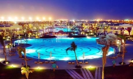 ?Sharm El Sheik, Hilton Hotel: volo A/R e 7 notti all inclusive per 1 persona
