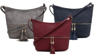 MKII Charlotte Hobo Cross-Body Purse