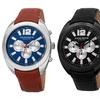 Akribos XXIV Men's Swiss Quartz Multi-Function Watch