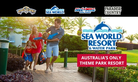 Sea World Resort Water Park 5 Night Award Winning Stay For 4 With Unlimited Theme Park Entry Gold Coast Queensland