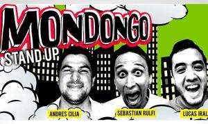 Mondongo Stand Up: Entrada para Mondongo Stand Up en Paseo la Plaza Sala Cortázar VIP