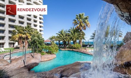 Perth: 1-2 Nights for 2-4 with Brekky & Late Check-Out at Rendezvous Hotel Perth Scarborough; Dinner Package Available
