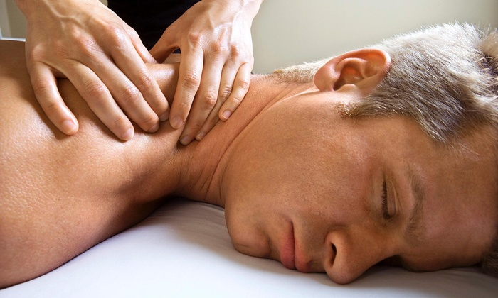 JustIn Time Massage - Asheville: A 60-Minute Deep-Tissue Massage at JustIn Time Massage (49% Off)