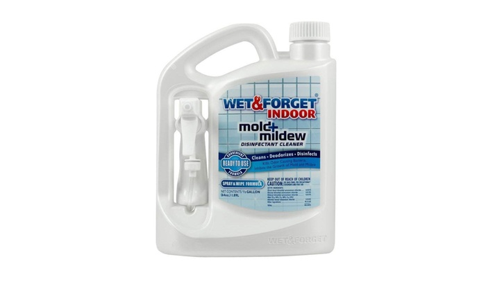 Wet & Forget Indoor Mold and Mildew Disinfectant Cleaner (2-Pack)