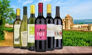 76% Off 6 Bottles of Red and White Wine from Heartwood & Oak at Heartwood & Oak, plus 6.0% Cash Back from Ebates.