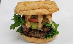 DA Burger Shack: $12 for $20 Worth of Burgers and Fries at DA Burger Shack