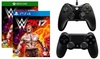 Pre-Order: WWE 2K17 with Controller for Xbox One or PS4