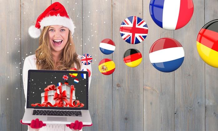 Cours de langues en ligne de 6, 12 ou 24 mois avec Online Trainers dès 69 € (jusqu'à 95% de réduction)