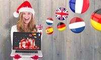 Cours de langues en ligne de 6, 12 ou 24 mois avec Online Trainers dès 69 € (jusquà 95% de réduction)