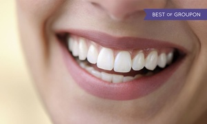 Harley Street Dental Implant Centre: Dental Implant, Crown and 3D CT Scan at Harley Street Dental Implant Centre (54% Off)