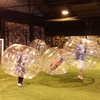 Bubble Football For Up to 12