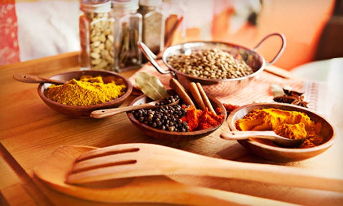 Udaan Arts & Cooking - Gateway Park: Two-Hour Indian Cooking Class for Two or Four from Udaan Arts & Cooking (Up to 56% Off)