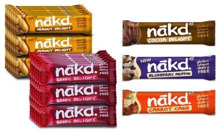 18 or 54 NAKD Bars, 35g Each