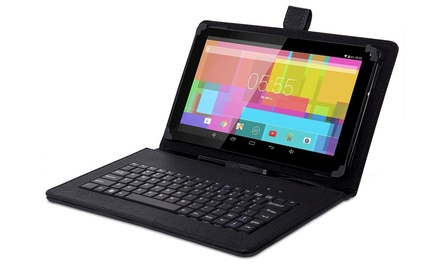 Custodia per tablet con tastiera micro USB integrata GoClever