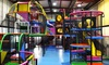 Soft Play Entry with Juice