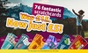 76 Online Scratchcards (Save 66%)