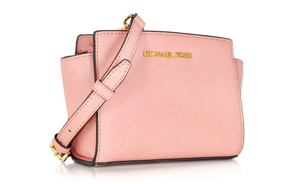 9f7ddb9e5cef Free Shipping: $189 for a Michael Kors Selma Mini Saffiano Leather  Crossbody Bag