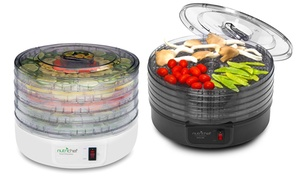 NutriChef Electric Countertop Food Dehydrator at NutriChef Electric Countertop Food Dehydrator, plus 6.0% Cash Back from Ebates.