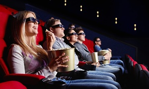 MOVIE PLANET GROUP: Fino a 4 biglietti per film in 3D con pop corn e bibita da Movie Planet Group (sconto fino a 51%).Valido in 6 sedi