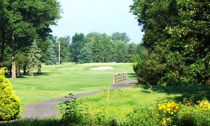 Round of Golf with Cart on Ambassador Course for One, Two, or Four at Hickory Valley Golf Club (Up to 40% Off)