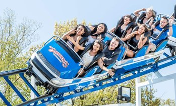 46% Off CJ Barrymore's - Includes Rides, Attractions, & Arcade