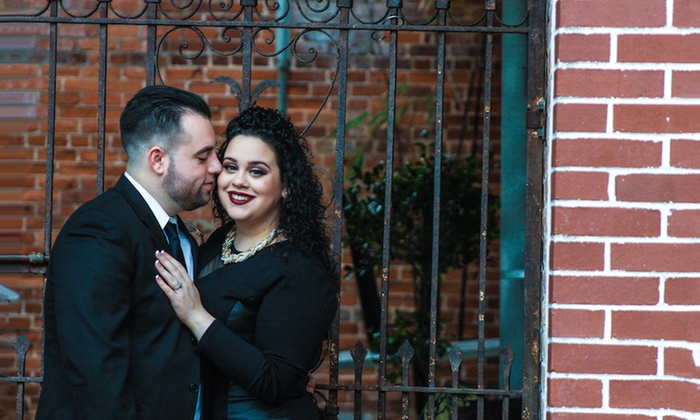 Sicalz Photo - Fort Myers / Cape Coral: 75-Minute Engagement Photo Shoot from Sicalz Photo (50% Off)
