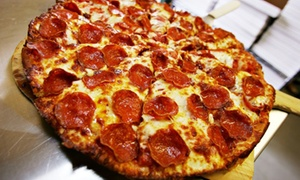 Westside Pizza Company: Pizzeria Cuisine at Westside Pizza Company (47% Off)