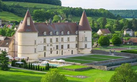 Bourgogne : 1 ou 2 nuits 4* avec petit-déjeuner et menu gastronomique