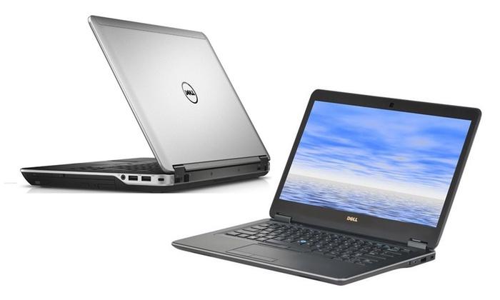 Dell Latitude 14 E7440 Laptop With Intel Core I5 Refurb A Grade Groupon