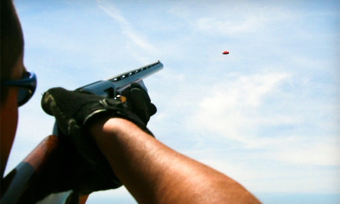 DeWitt's Outdoor Sports, LLC - Ellerbe: Round of Clay Shooting for Two, Three, or Four at DeWitt's Outdoor Sports, LLC (Up to 54% Off)
