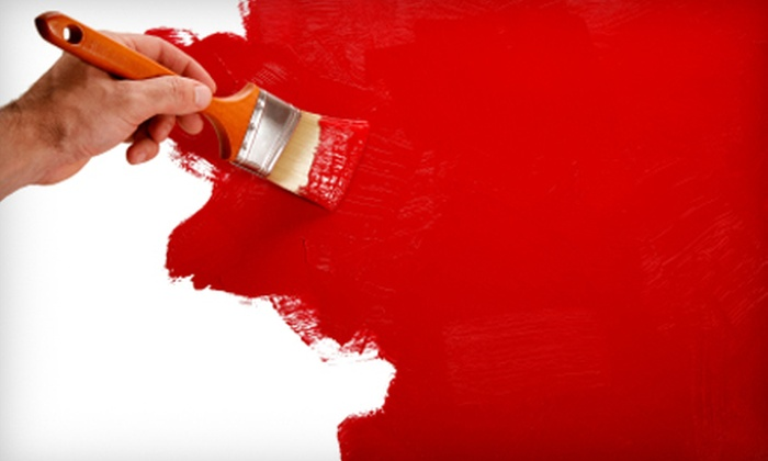 Miller Pro Painting - Akron / Canton: $99 for a One-Coat Room Painting from Miller Pro Painting ($350 Value)