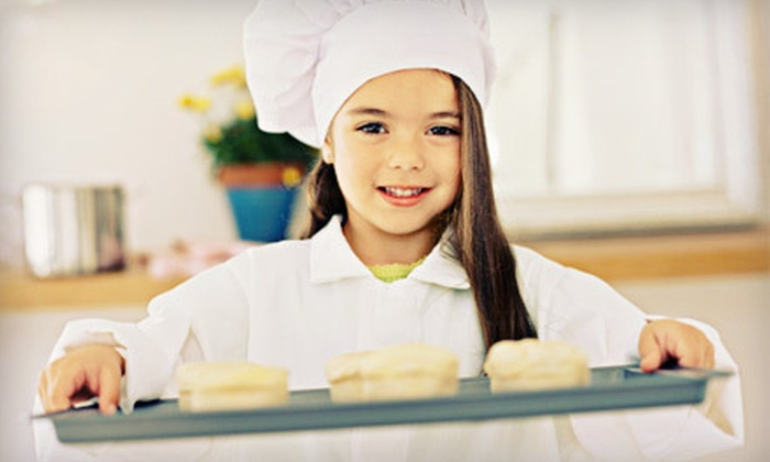Kid's Kitchen - Columbia Heights: Kids' Nutrition and Culinary Class for Two or Six at Kid's Kitchen (Up to 54% Off)
