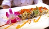 Orchid Japanese & Thai Restaurant - Kenmore NW: $15 for $30 Worth of Asian Fusion Fare at Orchid Asian Bistro in Kenmore