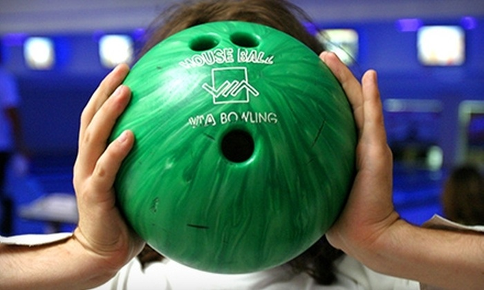 Lighthouse Lanes - Springfield: $5 for Two Games of Bowling and One Pair of Rental Shoes at Lighthouse Lanes