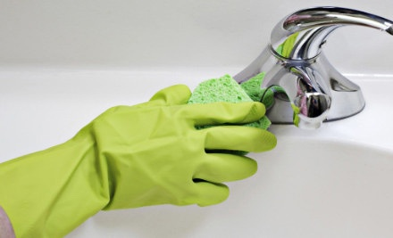 1 Two-Hour Housecleaning Session (a $110 value) - BeckyRey Cleaning Services in