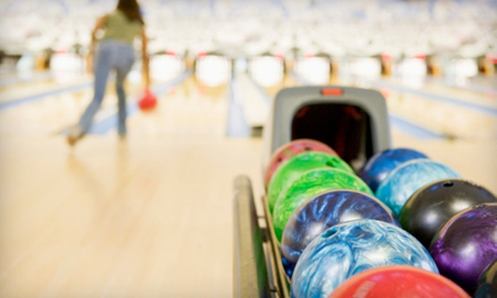Funway Ultimate Entertainment Center - Batavia: $25 for a Bowling and Bumper-Car Outing for Four at Funway Ultimate Entertainment Center in Batavia (Up to $56.75 Value)