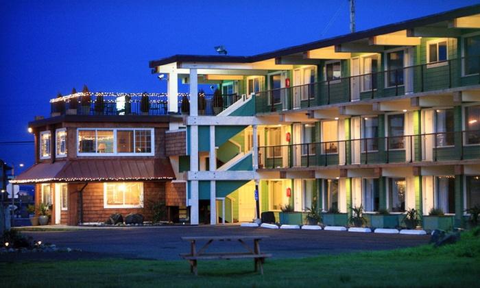 Westport Inn - Westport, WA: Two-Night Stay for Two and Two Bottles of Wine at Westport Inn in Washington
