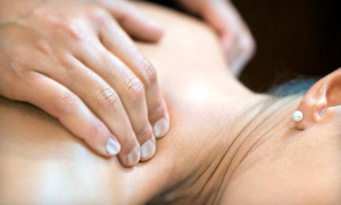 Crossroads Chiropractic & Wellness Center - Crossroads: Chiropractic Services at Crossroads Chiropractic & Wellness Center (Up to 85% Off). Three Options Available.