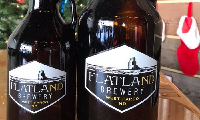 Flatland Brewery - From $12 - West Fargo, ND | Groupon